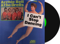 I Can't Stop Dancing - Archie Bell & the Drells - Atlantic Records