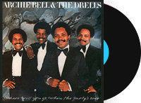 Where Will You Go When The Party's Over - Archie Bell & the Drells - Philadelphia International